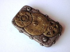 Hey, I found this really awesome Etsy listing at https://www.etsy.com/listing/91266106/pill-box-steampunk-watch-parts