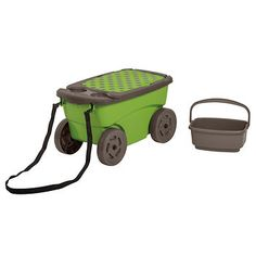 Suncast Cushioned Garden Scooter - Assorted - BJ's Wholesale Club