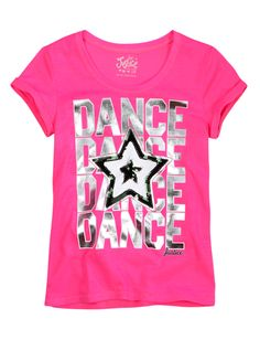 I love to dance and this total fits my style