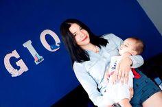 Gio & mama ❤️ Nautical nursery