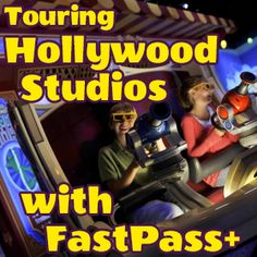Hollywood Studios with FastPass+ for on-site and off-site guests