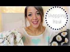 Niki's Shopping Haul: Urban Outfitters, F21, Cotton On