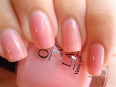 """O.P.I """"Heart Throb"""" - Just painted my nails this color!  Thank you @Kimberley Haney!"""