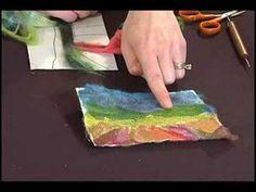 Judy Rush : Contemporary Quilting : Fiber Arts Feature - 1/74 videos