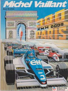 Michel Vaillant 30x sc - 11x 1e druk + 19x herdruk - (1971 / 1990)