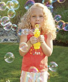 Shop online for Pustefix's Bubble Bear Rainbow Bubbles in Australia.