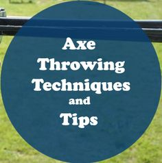 An axe is easier to throw than a knife because the heavy blade does most of the work. It takes little effort to send an axe hurling accurately through the air. Fencing Sword, Bad Axe, Fight Techniques, Knife Throwing, Knife Making Tools, Diy Knife, Traditional Archery, Weekend Projects, Knives And Swords