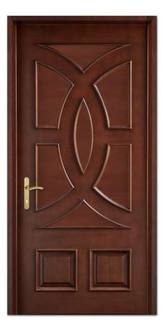 We manufacture these lovely teak doorways, the termites and … - Corbusier Single Door Design, Wooden Main Door Design, Door Gate Design, Bedroom Door Design, Door Design Interior, Wood Front Doors, Wooden Doors, Porte Design, Main Entrance Door