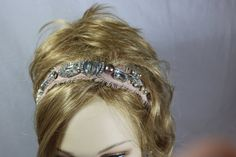 Check out this item in my Etsy shop https://www.etsy.com/listing/254173636/hand-made-headband-bridal-headpiece-hand