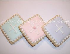 Baptism Favors Christening Religious Occasion by CandoForKids