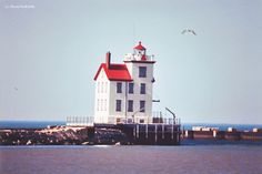 Lorain Lighthouse, Lorain, Ohio