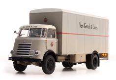 DAF box truck 'Van Gend en Loos', cab. '55