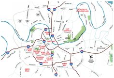 Nashville Neighborhoods   Nashville Convention & Visitors