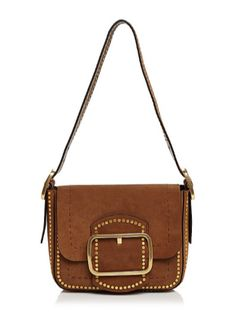 6909c954e72b Tory Burch Sawyer Stud Small Leather Shoulder Bag Festival Brown Gold   ToryBirch  shoulderbag