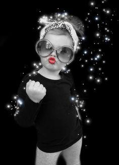 - The Next-Gen Social Network Splash Photography, Color Photography, Black And White Photography, Black White Red, Black White Photos, Cute Kids, Cute Babies, Color Splash Photo, Marilyn Monroe Photos