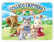 We love our Calico Critters!!!