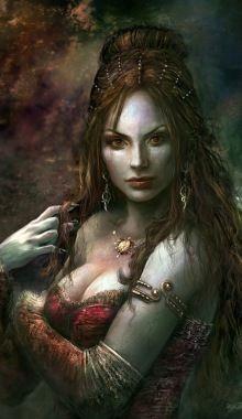 Womens darkest fantasy