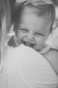 Fotoshoot met lief meisje van 1 jaar