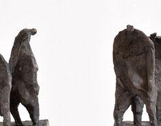 Sculptures, Lion Sculpture, New Work, Behance, Bronze, Profile, Relationship, Statue, Gallery