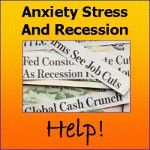Have you noticed the links between stress, anxiety and recession? How with just one small action you can do your bit to help a world in crisis.