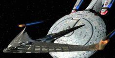 Altair Class Starship