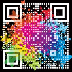 Create a QR code : you just have to send a logo and this free QR code generator will suggest you a very beautiful QR code design with your colors. Lien Internet, Free Qr Code Generator, Advertising Networks, Followers, Coding, Illustrations, Crafty, Check, Carte De Visite