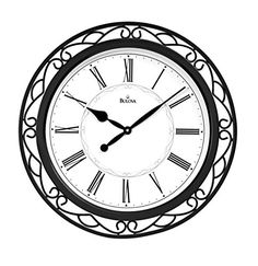 Special Offers - Bulova Easton 22 in. Wall Clock - In stock & Free Shipping. You can save more money! Check It (September 17 2016 at 10:39AM) >> http://wallclockusa.net/bulova-easton-22-in-wall-clock/