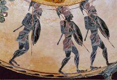 "Kαταπληκτικά #Αnimation_videos ""ζωντανεύουν"" τις παραστάσεις σε αρχαία ελληνικά βάζα και αγγεία ________________________ Επιμέλεια: Δήμητρα Ντζαδήμα  #panoply #project #life #vase http://fractalart.gr/animation-video-panoply/"