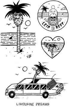 Doodles - Jamie Browne Art