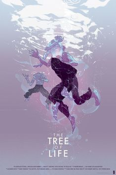 New Posters by Tomer Hanuka and Laurent Durieux from Mondo (Onsale Info) the tree of life Art And Illustration, Illustrations And Posters, Tomer Hanuka, Life Poster, Movie Poster Art, Laurent Durieux, Mises En Page Design Graphique, Omg Posters, Alternative Movie Posters