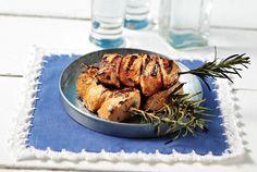 Σουβλάκι κοτόπουλο με δροσερή μαρινάδα από την Αργυρώ Μπαρμπαρίγου!
