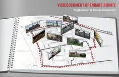 Dick van Aken Architectuur visieplan openbare ruimte Spijkerbuurt en Boulevardkwartier Arnhem