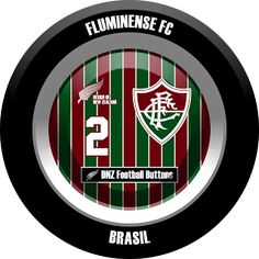 DNZ Football Buttons  Fluminense FC e400b27b54ce5
