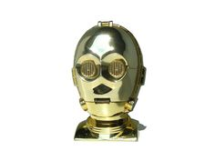 Star Wars C3PO Head Micro Machines By Galoob Toys