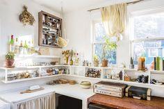 Saria & Kyle's Overhauled Portland Studio — House Call | Apartment Therapy