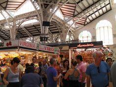 Mercat Central, Valencia Valencia, Ferris Wheel, Fair Grounds, Travel, Voyage, Viajes, Traveling, Trips, Tourism