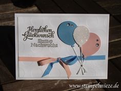 Stampinup_Karte_Geburt_Card_Birth_Zwillinge_Twins_Stempelmieze_7357