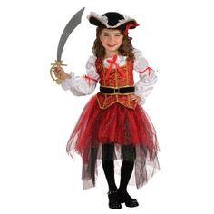 Girls Pirate Costumes