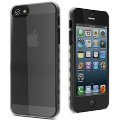 Cygnett Crystal clear case for iphone 5 + 5s
