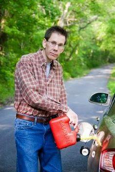 Stockpiling Gasoline
