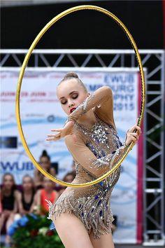 Diana Silyanova (Russia), Luxembourg Trophy 2015