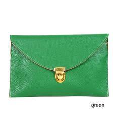 Envelope Tote Shoulder Hand Bag Clutch Chain Purse