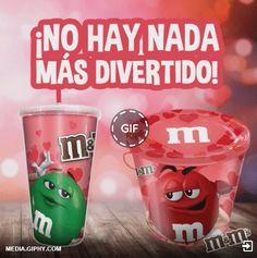M&M's Mexico - Valentine