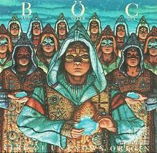 BLUE OYSTER CULT - FIRE OF UNKNOWN ORIGIN (1981)..this freaky looking cult always scared me when i was young.