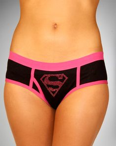 Supergirl Boyshorts 2 Pk  $14.99