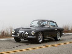 1955 Osca MT4 2AD 1500 Vignale Coupe