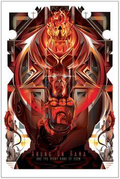 Hellboy 3 by Orlando Arocena