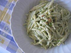 Pesto di pistacchi e ricotta Bimby