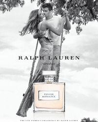 Ralph Lauren Tender Romance advert