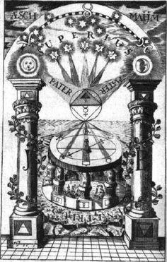 Princípios Herméticos da Tábua de Esmeralda - O Templo da Sabedoria Iniciática.  http://www.fraternidaderosacruz.org/am_atde.htm